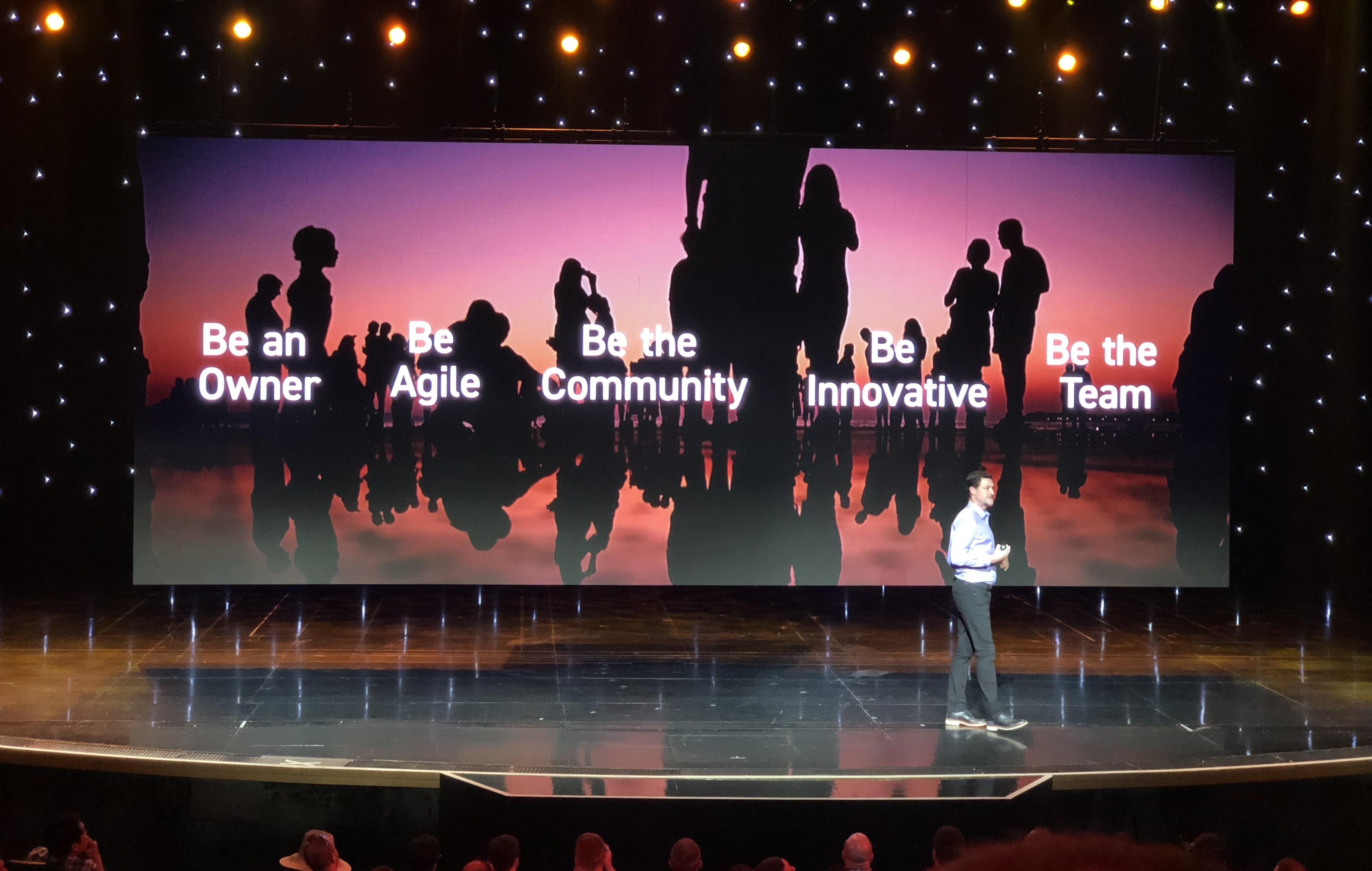 """Knapp 3.000 Besucher aus über 60 Ländern trafen sich Ende April auf der """"Magento Imagine"""" in Las Vegas, um sich über die immer komplexeren Herausforderungen im E-Commerce auszutauschen. Gesprächsthema Nummer eins war die neue Magento 2.3 Version, die noch diesen Sommer erscheinen soll. Wir waren mittendrin und geben einen Überblick über die anstehenden Neuerungen und Möglichkeiten."""
