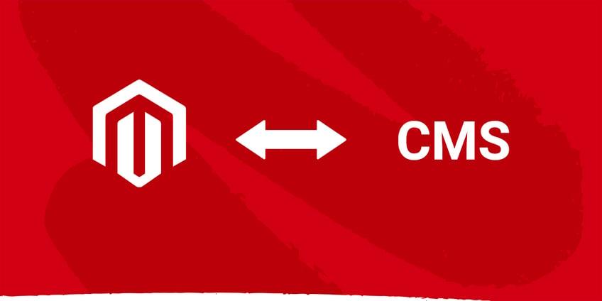 Anbindung von Online Shop an bestehendes CMS