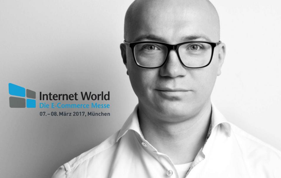 Jaromir Fojcik ist Speaker auf der Internet World