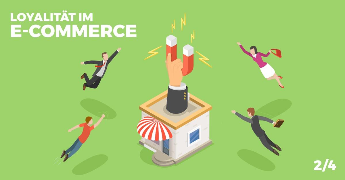 Wie man Kunden mit einem effektiven Treueprogramm an seinen Onlineshop bindet
