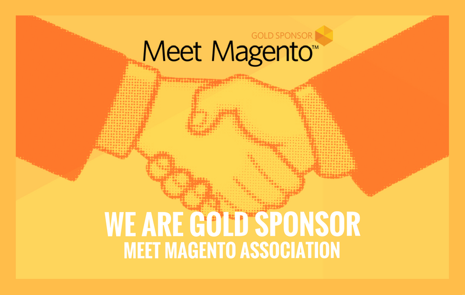 Wir sind Gold Partner der Meet Magento Association
