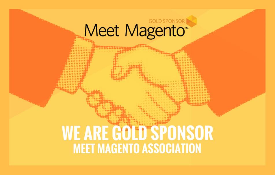 Wir sind Gold Partner der Meet Magento Association
