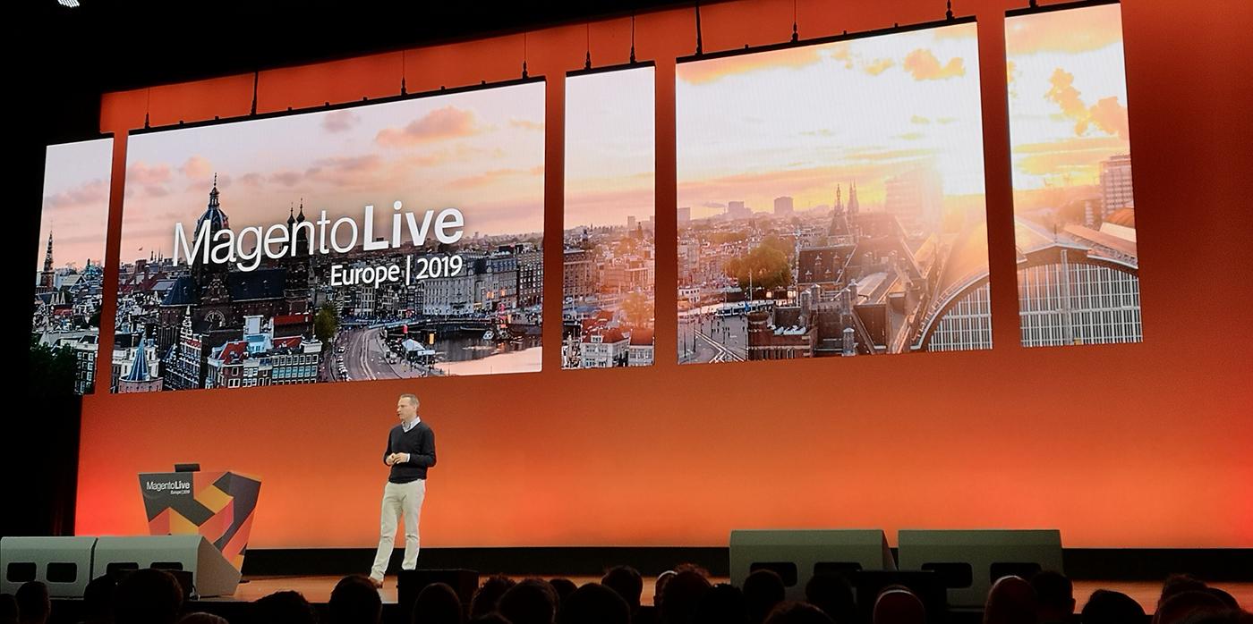 Magento Live 2019 - die wichtigsten Updates zur Zukunft von Magento im Überblick
