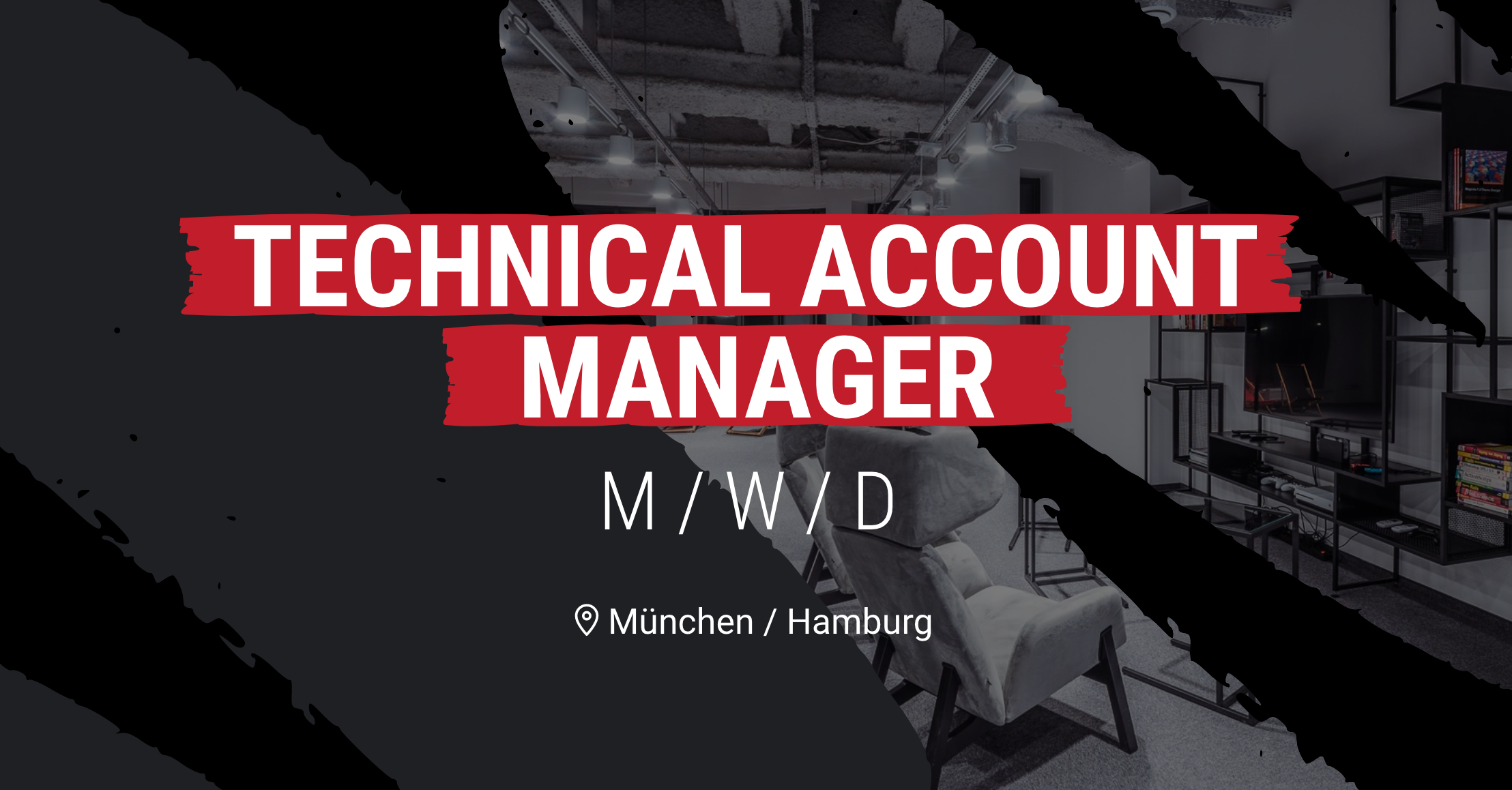 Technical Account Manager (m/w/d)